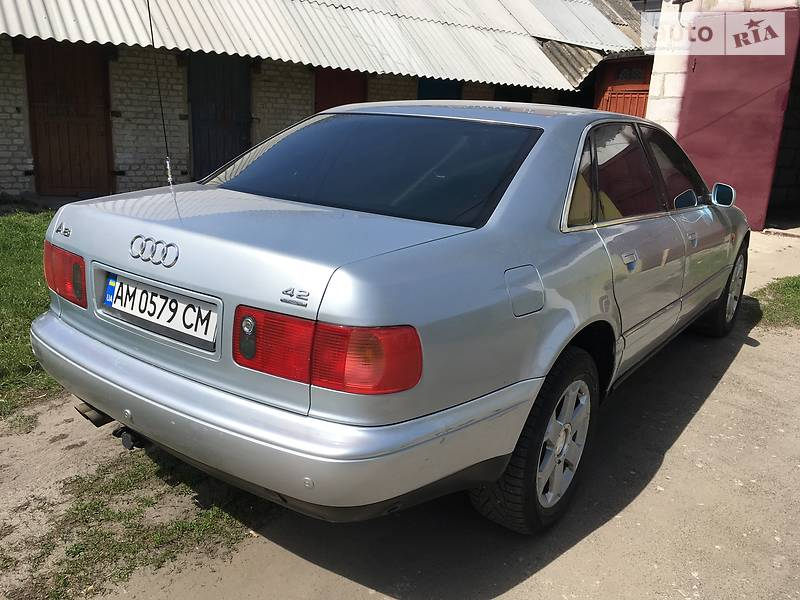 Audi A8 1997 року в Житомирі