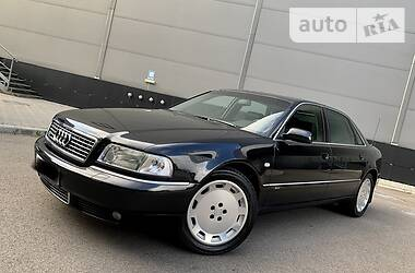 Audi A8 2002 в Киеве