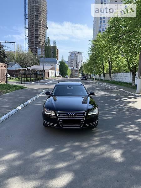 Audi A8 2012 года в Киеве