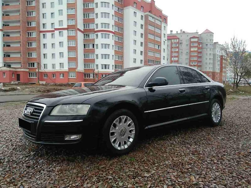 Audi A8 2008 года в Киеве