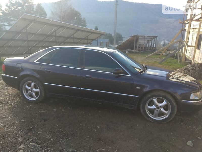 Audi A8 2001 в Межгорье