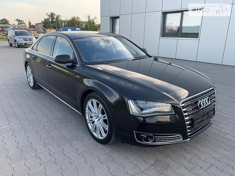 Audi A8 2012 в Харькове