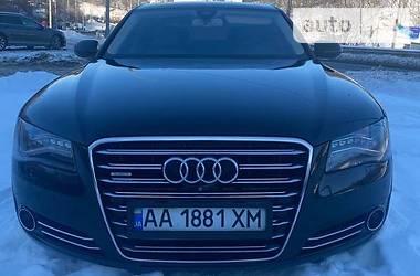 Audi A8 2013 в Киеве