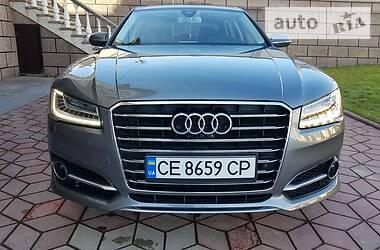 Седан Audi A8 2016 в Черновцах