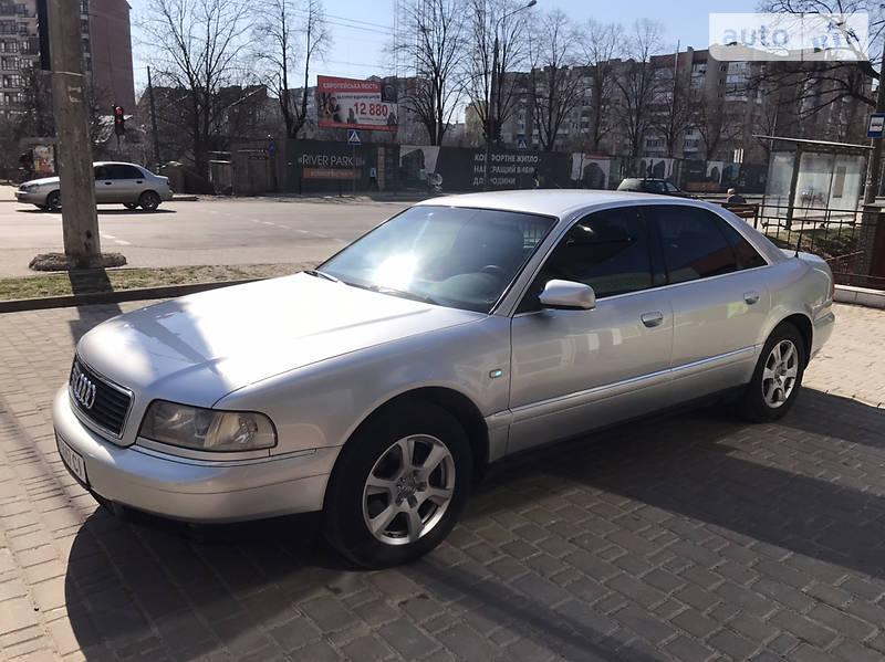 Audi A8 2001 в Ивано-Франковске