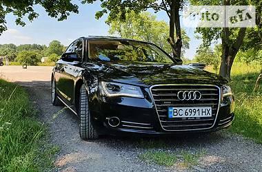 Седан Audi A8 2011 в Львові