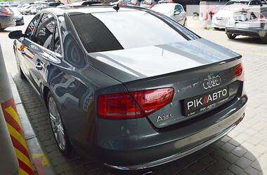 Седан Audi A8 2014 в Львові