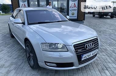 Седан Audi A8 2008 в Львове