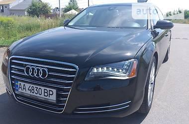 Седан Audi A8 2011 в Киеве