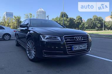 Седан Audi A8 2017 в Одесі