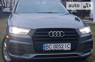 Audi Q3 2016 в Трускавце