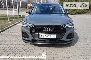 Позашляховик / Кросовер Audi Q3 2020 в Запоріжжі
