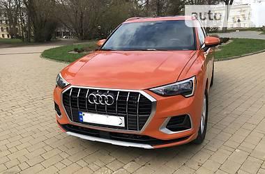 Внедорожник / Кроссовер Audi Q3 2019 в Львове