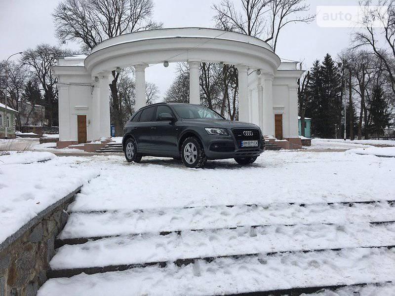 Audi Q5 2012 года в Житомире
