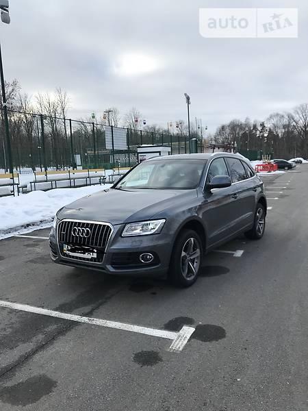 Audi Q5 2014 года в Харькове