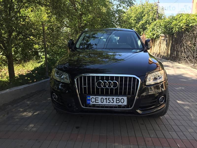 Позашляховик / Кросовер Audi Q5 2014 в Чернівцях