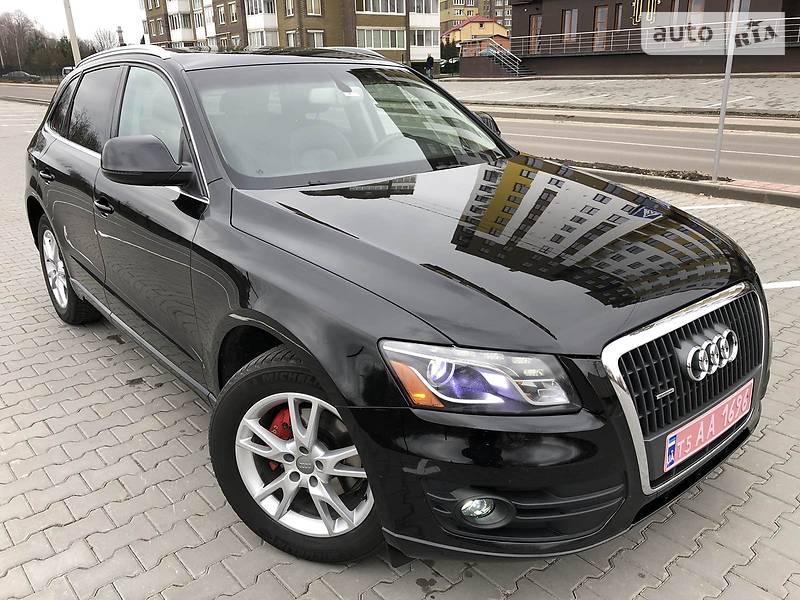 Audi Q5 2011 в Луцке