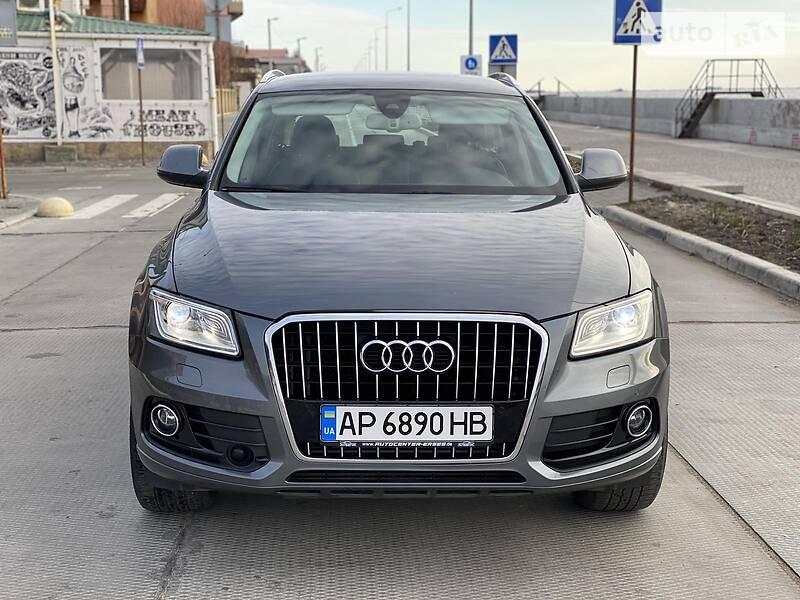 Audi Q5 2013 в Запоріжжі