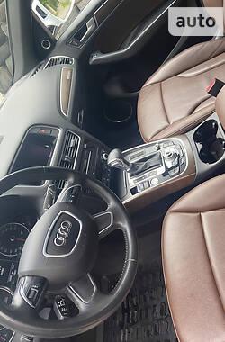 Внедорожник / Кроссовер Audi Q5 2016 в Львове