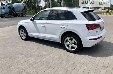 Внедорожник / Кроссовер Audi Q5 2017 в Ковеле