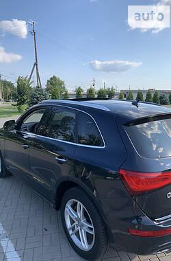 Внедорожник / Кроссовер Audi Q5 2015 в Запорожье