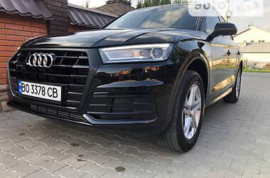 Внедорожник / Кроссовер Audi Q5 2019 в Тернополе