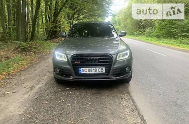 Внедорожник / Кроссовер Audi Q5 2013 в Луцке