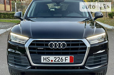 Универсал Audi Q5 2017 в Ровно