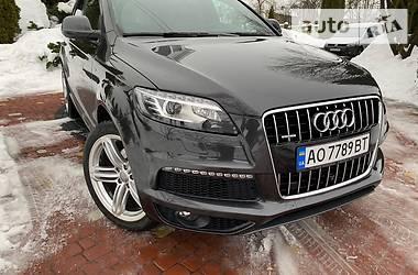 Audi Q7 2013 в Хусте