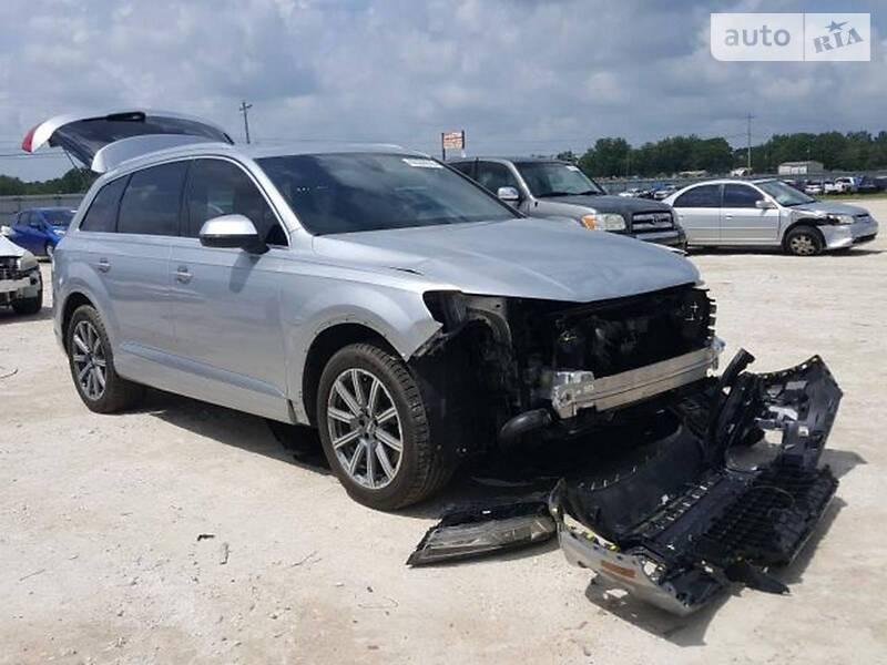 Audi Q7 2018 в Киеве