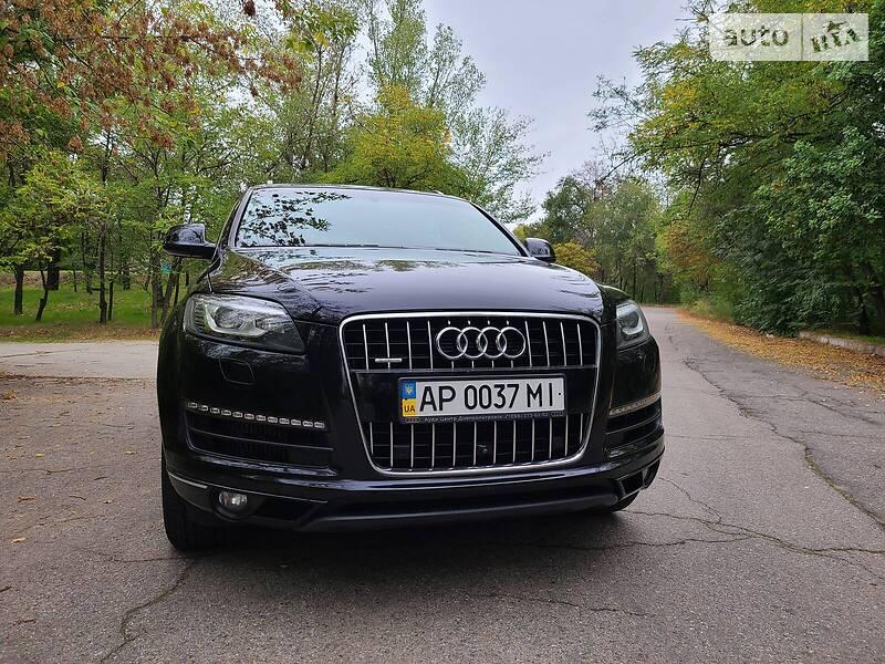 Audi Q7 2014 в Запорожье