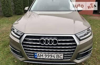 Audi Q7 2017 в Житомире