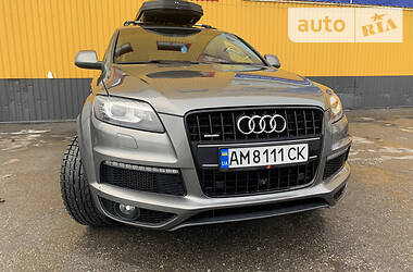 Audi Q7 2014 в Житомире