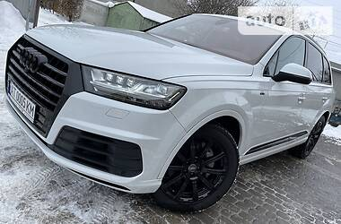 Audi Q7 2017 в Коломиї