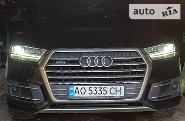 Audi Q7 2018 в Хусті