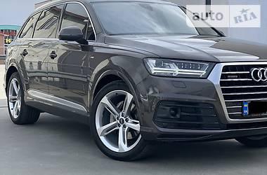 Audi Q7 2017 в Мукачево