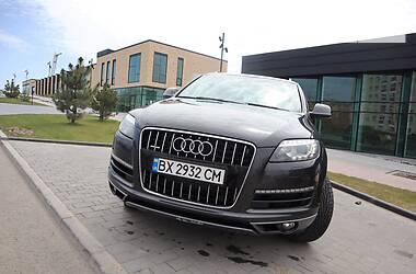 Внедорожник / Кроссовер Audi Q7 2011 в Хмельницком