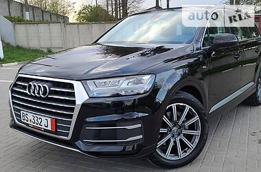 Audi Q7 2018 в Тернополе