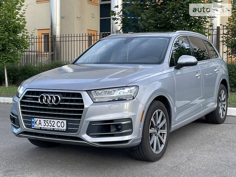 Audi Q7 SQ7