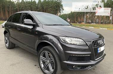 Позашляховик / Кросовер Audi Q7 2013 в Києві