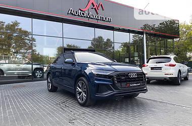 Audi Q8 2019 в Одессе