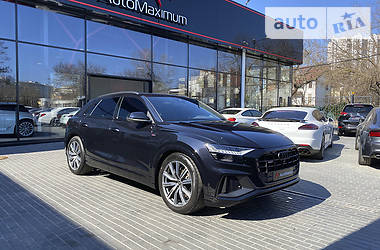 Внедорожник / Кроссовер Audi Q8 2020 в Одессе