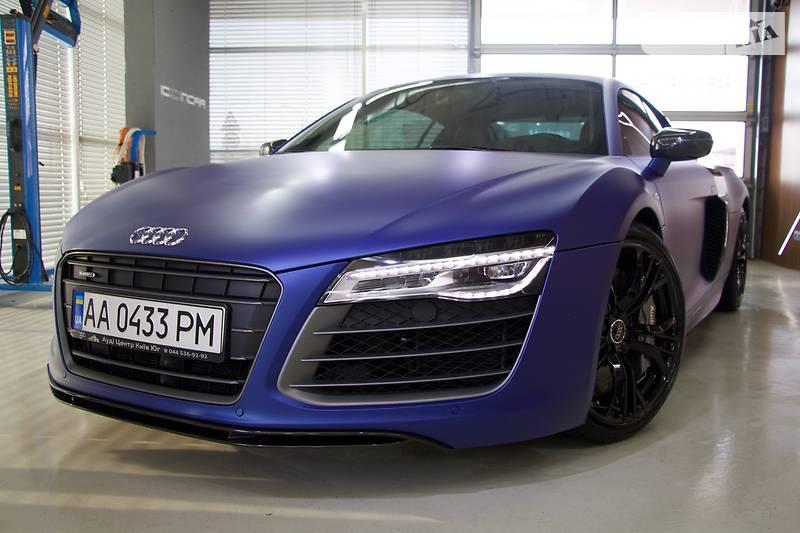 Audi R8 2013 года