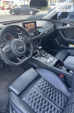 Унiверсал Audi RS6 2016 в Києві