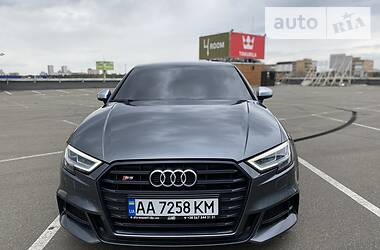 Audi S3 2017 в Киеве