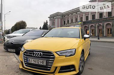 Audi S3 2017 в Черкассах