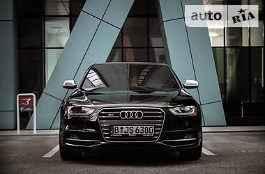 Audi S4 2014 в Львові