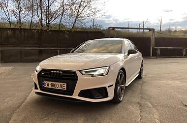 Седан Audi S4 2018 в Киеве