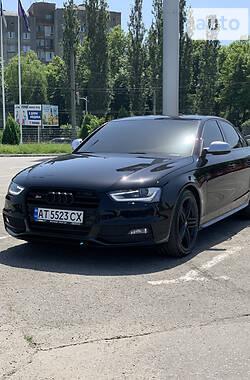 Седан Audi S4 2013 в Ивано-Франковске