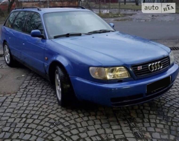 Audi S6 1997 в Иршаве